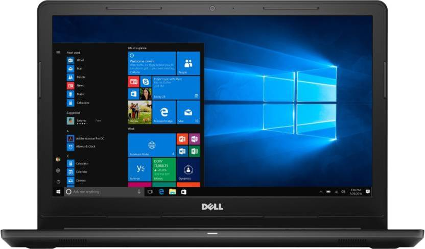 Dell Inspiron Laptop - Best laptop below 30000