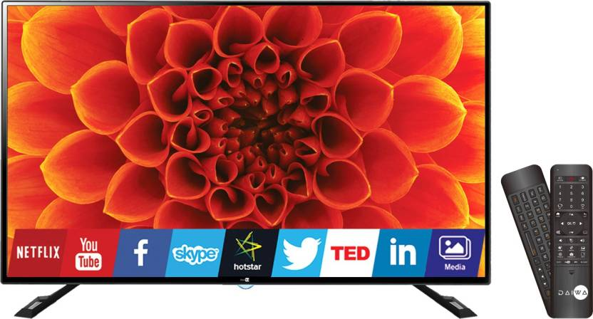 Daiwa Ultra HD (4K) LED Smart TV - best 50 inch TV under 30000