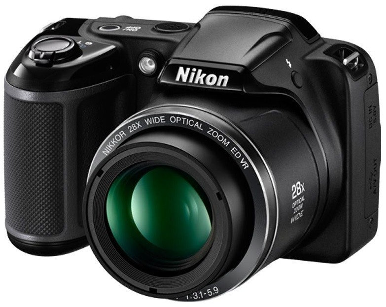 Nikon Coolpix L340 point & shoot camera- best digital camera under 10000