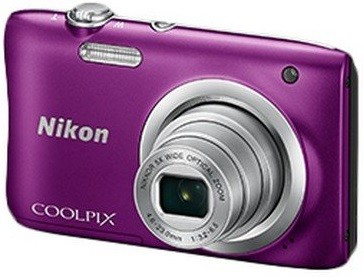 Nikon Coolpix Point & shoot Digital Camera