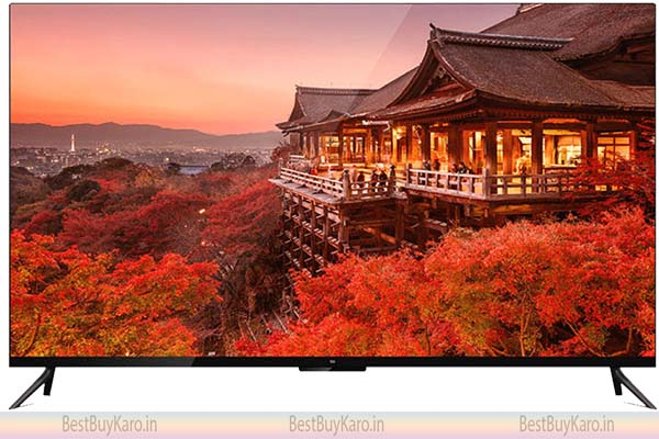43 inch mi tv 4a led smart television review and online price