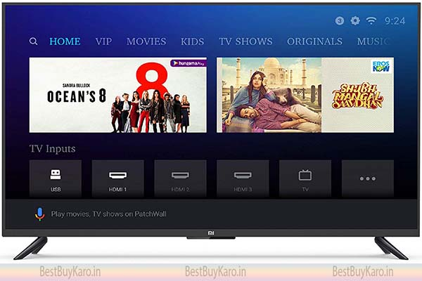 mi tv 4a pro led smart television review