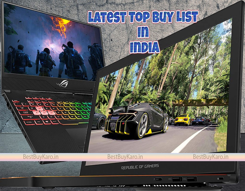 Best ASUS Gaming Laptops in India