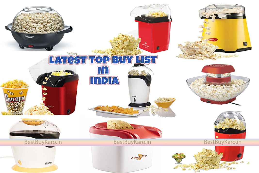Best Popcorn Maker Machine in India For Home, Top Buy Online