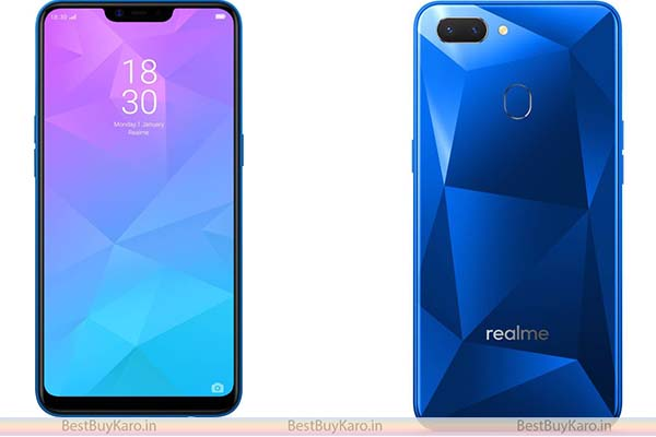 Best phone under 10000 in India to buy- Realme 2