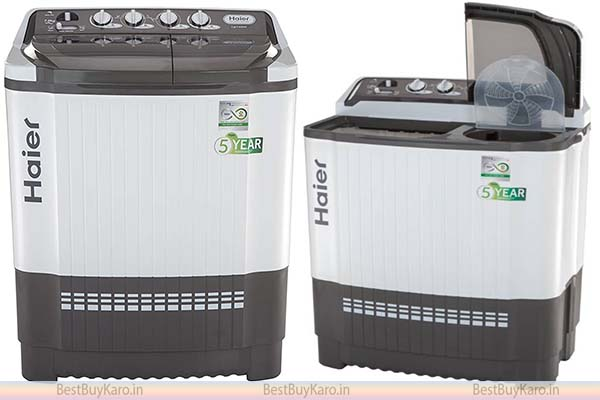 Best semi automatic washing machine under 15000