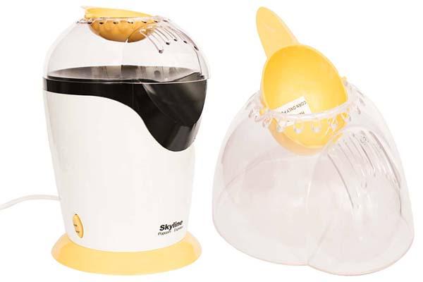 Popcorn Maker Machine - Skyline Hot Air Popper Maker