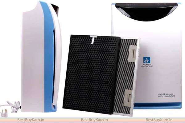 top 10 best air purifiers in india