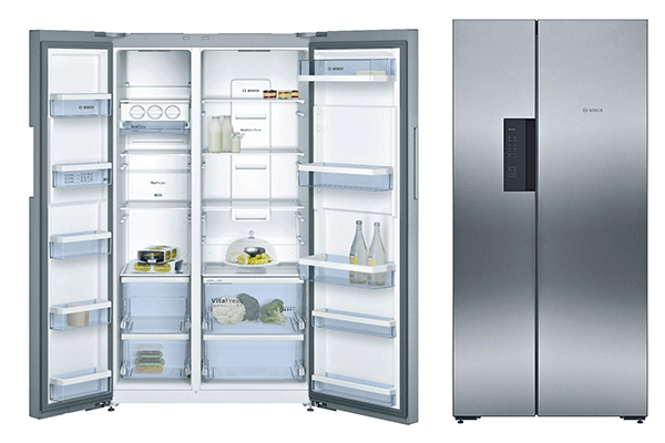 Top 10 Best side by side refrigerators in India
