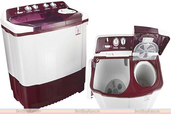 Top 10 Best washing machine under 15000 in India