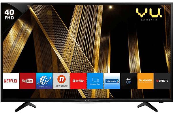 best 40 inch smart TV in India To buy online