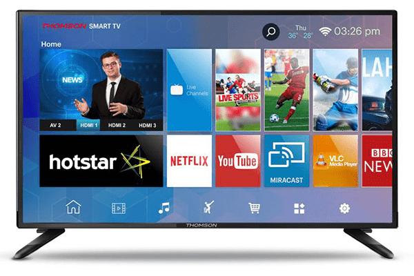 best 40 inch smart TV in India To buy online, top 10
