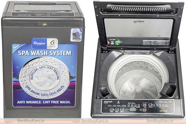 Best fully automatic washing machines in India under 15000