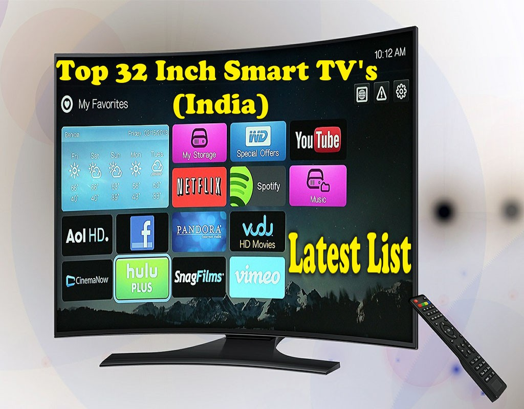 Best 32 Inch Smart TV In India, Top 10 LED TV's To Buy
