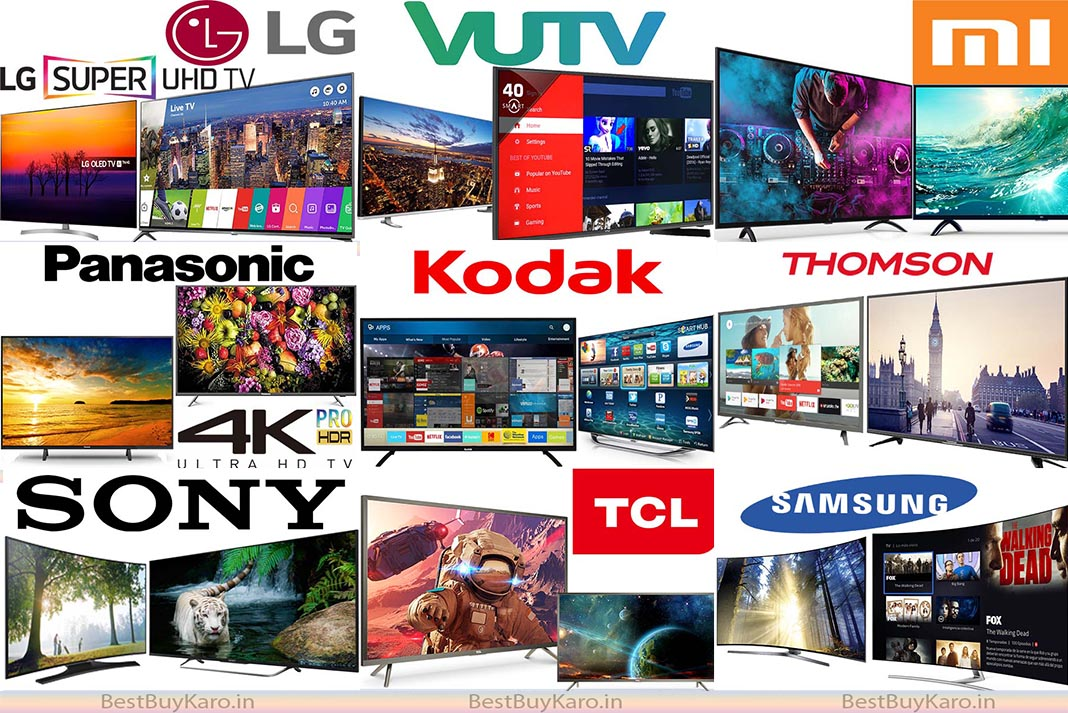 Best Led TV Brand In India, Top 10 In 2019 » Best Buy Karo