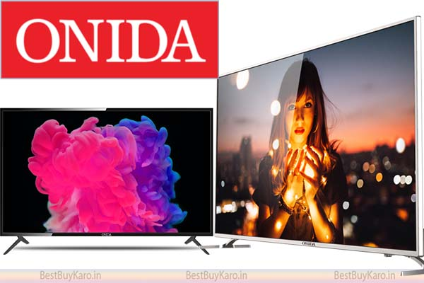 ONIDA is one the best TV brand out of top 10 in India